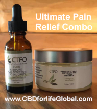 Ultimate Pain Relief Combo