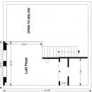 24x24 loft plan