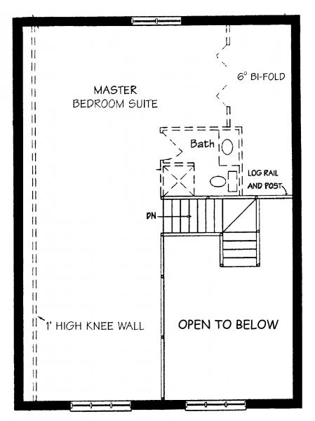 28x38 Loft