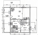 Log home plans from classic log homes inc for 24x30 house plans