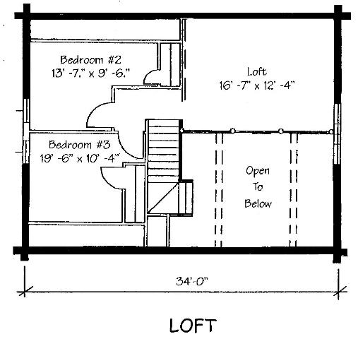 Loft 26x34
